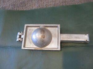C. Palmer MFG 3lb #803 cannon ball weight mold
