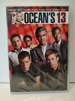 OCEAN'S 13 DVD Pal zone 2 - Neuf sous blister / New & selead