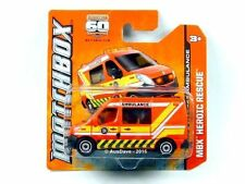 Matchbox Plastic Diecast Ambulances