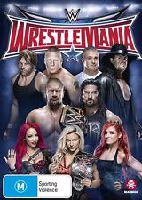 WWE: Wrestlemania 32 NEW R4 DVD