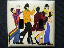 Decorative Light Switch Covers-Decoupage-THE BEATLES - MadeToOrder