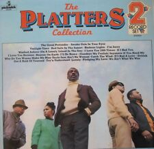 THE PLATTERS - THE PLATTERS COLLECTION  - 2 LP