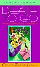 Death to Go Harrod-Eagles, Cynthia Mass Market Paperback