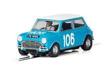 Scalextric Austin Mini Cooper S Targa Florio 1962 1:32 slot car C3913
