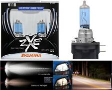 Sylvania Silverstar ZXE H11B 55W Two Bulbs Head Light Low Beam Replacement Lamp