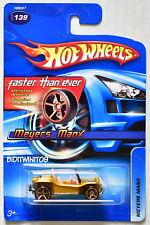 Hot Wheels 2005 Meyers Manx Fte #139