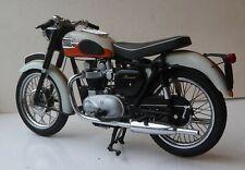 Minichamps Triumph Bonneville T120 Diecast Model