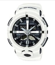 Casio G-Shock * GA500-7A Urban Sports Anadigi White COD PayPal