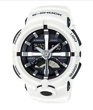 Casio G-Shock * GA500-7A Urban Sports Anadigi White Watch for Men COD PayPal