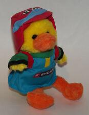 SMEAD Racing Duck Plush Keeping You Organized Advertisement Stuffed Animal Toy