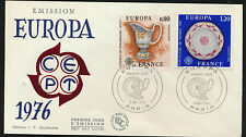 France  Europa First Day Cover Cacheted Unaddressed  LOT A161