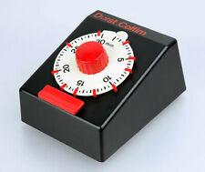 Durst COLTIM Entwicklungsuhr Fotolabor Uhr einwandfrei 10801