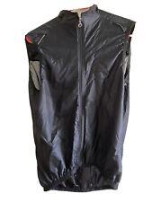 Assos BlitzFeder Gilet Vest Shell - Black - Large