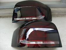 Schwarze Rückleuchten Lasierung / Lasur / Lasieren Ihrer Audi A3 8P Rückleuchten