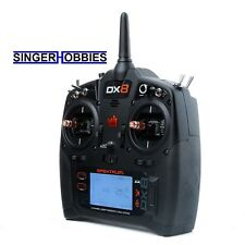 Spektrum DX8 8-Channel DSMX Transmitter Gen 2 with AR8010T, Mode 2 SPM8015 HH