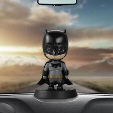 Car Accessory Decoration Toys Batman Shaking The Head Dashboard Doll Solar Power