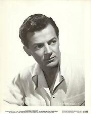 "CORNEL WILDE in ""California Conquest"" Original Vintage Photo PORTRAIT 1952"