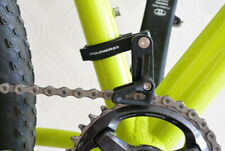 Bicycle Chain Guide Chian Tensioner Single-disc Chain Steady Guide for 34.9 31.8