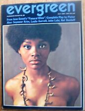 EVERGREEN Review July 1969 near mint