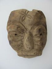 Mexican Folk Mask - Authentic Antique - Oaxaca - Hand Carved Wood