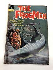 The Frogmen #7 (Nov 1963-Jan 1964, Dell) Very Nice Condition!