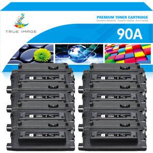 8PK CE390A Toner Compatible For HP 90A LaserJet M4555fskm 600 M602n M602x M603dn