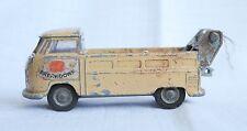 VINTAGE CORGI # 490 VW VOLKSWAGEN BREAKDOWN TRUCK DIECAST 1967