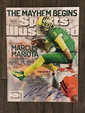 MARCUS MARIOTA signed / autographed Sports Illustrated magazine ~ Proof ~JSA/COA