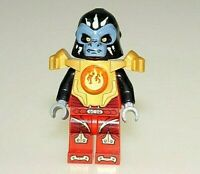 LEGO -  Legends Of Chima Minifigure - Gorzan Fire Chi - loc091