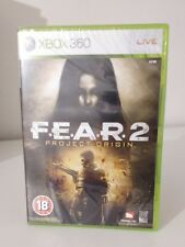 FEAR 2 PROJECT ORIGIN (XBOX 360) NUOVO  SIGILLATO PAL UK CON ITALIANO