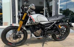 FB Mondial HPS 125cc E5 2021