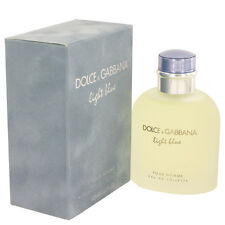 Dolce & Gabbana Light Blue Fragrance 4.2oz Eau De Toilette MSRP $86 NIB