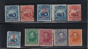COSTA RICA STAMP USED OR MINT STAMPS COLLECTION LOT #1