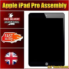 """For Apple iPad Pro ML0G2LL/A 12.9"""" LCD Screen + Touch Digitizer Assembly Black"""