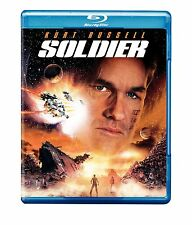 SOLDIER (1998 Kurt Russell)   Blu Ray - Sealed Region free for UK