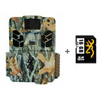 Browning Dark Ops Pro X 20MP Trail Game Camera BTC 6HDPX (Camo) w/ 16 GB SD Card