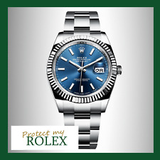 NEW ROLEX PROTECTION FILM | DATEJUST 41 FULL WATCH PROTECTION KIT