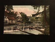 Postkarte Osteinach im Schwarzachtal