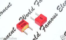 10pcs - WIMA FKP2 47P (47PF) 1000V pitch:5mm 5% Capacitor FKP2O100471D00JSSD