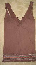 Ella Moss  Brown tank top size 2 - Excellent condition