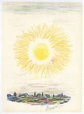 Pierre Bonnard lithograph - 1947