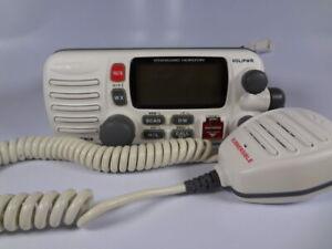 Standard Horizon Matrix GX1280 Two-Way VHF Radio Transceiver Unit With Hand Mic