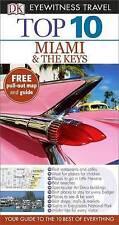 DK Eyewitness Top 10 Travel Guide: Miami & the Keys, Kennedy, Jeffrey, New Book