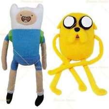 Peluche The Adventure Time Finn & Jake peluche misura 25cm ORIGINALE