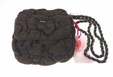 Party Bag Small shoulder Bag knit MATILDA Brown Brown CAMOMILLA DISCOUNT 50%