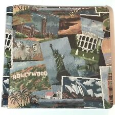 NIP Creative Memories 12x12 Destinations Travel Tapestry Album with pages