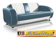 G63B Bel Air Fifties Style Designer Sofa Wohnzimmer Sessel Retro USA 50er Jahre