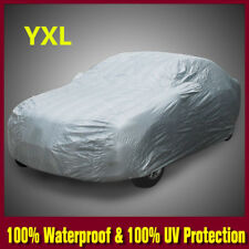 17 ft Full Car Cover YXL UV Heat Dust Rain Snow Resistant All Weather Protection