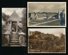 Somerset FARLEIGH CASTLE x3 RP PPCs