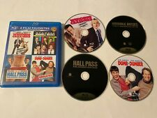 Wedding Crashers / Horrible Bosses / Hall Pass / Dumb Dumber (Bluray)[BUY2GET1]